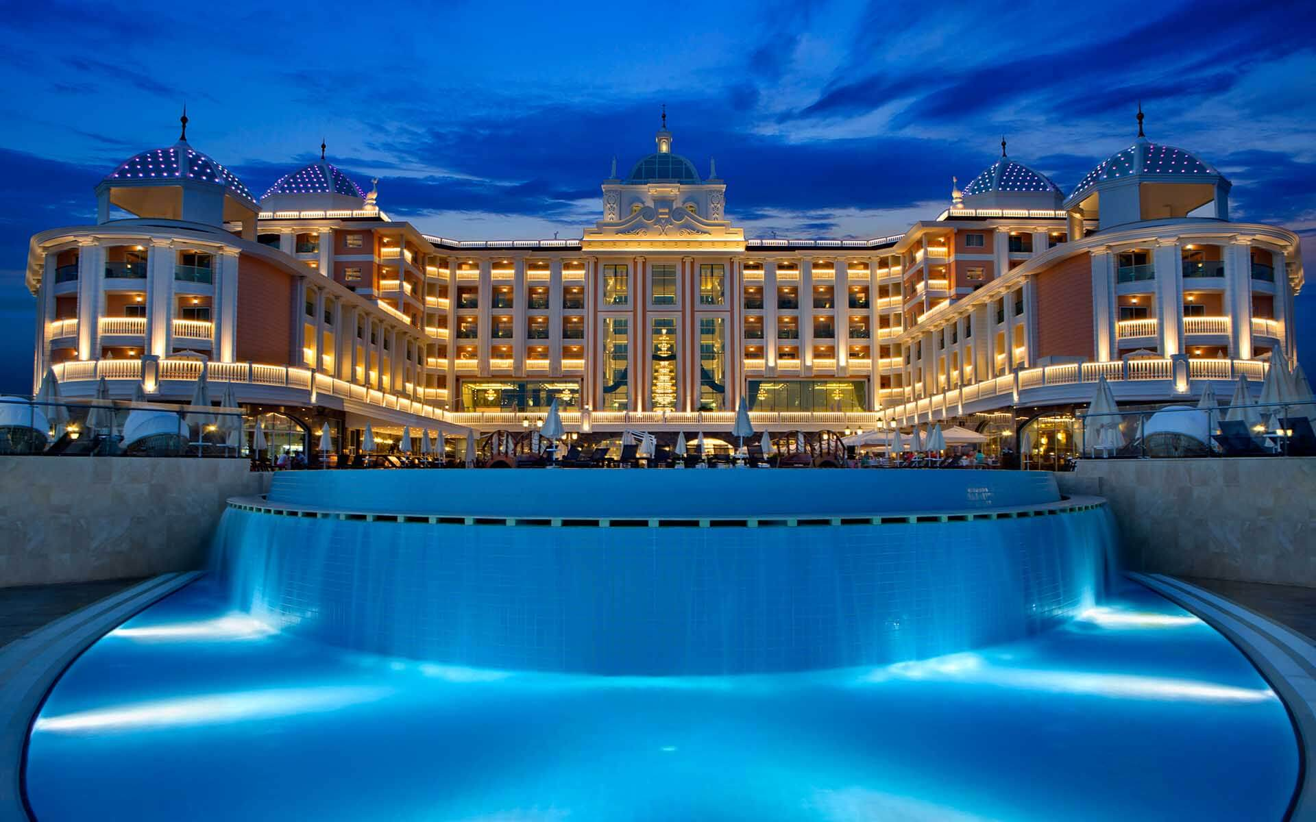New Hotels In Antalya